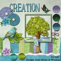 Free Digital Scrapbook Download