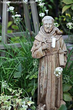 Saint Francis - One should never be without one of these.