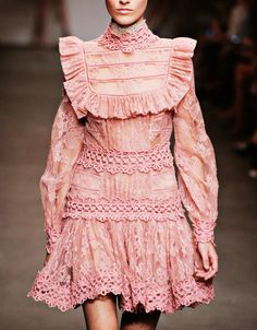 Fuck Yeah Fashion Couture | Zimmermann Spring-Summer 2016 NYFW