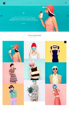Minelight is the first gem we have discovered in the MineThemes mine. It is the embodiment of a fresh, clean, minimalist Portfolio theme which can also be used as a multipurpose theme. Colorfull Background, Web Design, Campaign Logo, Website Design Services, Fashion Photography Inspiration, Brand Style Guide, Book Design Layout, Social Media Design, Fashion Branding