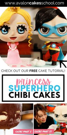 In this video tutorial, you'll get 12 video lessons with step by step instructions on how to carve the cake, ice the cake, and model the character faces with modeling chocolate. We'll show you how to build the structure and so much more! Not only will you get the cake tutorial videos, but you'll also get a printable cake supply list and printable cake templates. Grab this cake tutorial while it's free! If you love this cake tutorial, you can join our monthly membership for hundreds more.