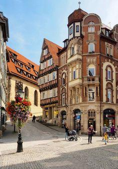 ღღ Tübingen (Baden-Württemberg), Germany