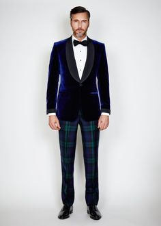 Pin for Later: The Relationship Between Fashion and Film Reaches New Heights The Kingsman Collection For Mr Porter