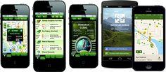 Geocaching Hazine Avı Mobil Oyunu