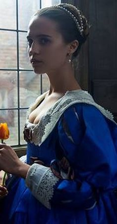 Directed by Justin Chadwick.  With Alicia Vikander, Cara Delevingne, Christoph Waltz, Jack O'Connell. An artist falls for a young married woman while he's commissioned to paint her portrait during the tulip mania of 17th century Amsterdam.