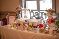 Garden Tea Party Bridal/Wedding Shower Party Ideas   Photo 1 of 155   Catch My Party