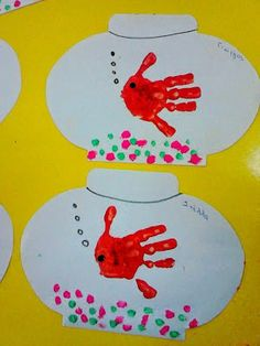 Προσχολική Παρεούλα : Καλοκαιρινές κατασκευές της Προσχολικής Παρεούλας !!!