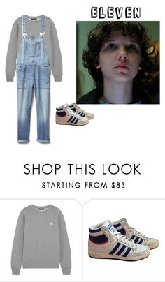 wallpers Designer Clothes, Shoes & Bags for Women Stranger Things Girl, Stranger Things Characters, Eleven Stranger Things, Boujee Outfits, Outfits For Teens, Cool Outfits, Disfraces Stranger Things, 80s Inspired Outfits, Eleven Cosplay
