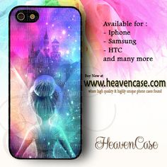 Secret of The Wings Tinkerbell Castle available For Iphone 4/4s/5/5s/5c case , Samsung Galaxy S3/S4/S5/S3 mini/S4 Mini/Note 2/Note 3 case , HTC One X , HTC One M7 case , HTC One M8 case and many more , check our website www.heavencase.com