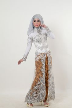 43 Best Akad Nikah Kebaya Images On Pinterest Kebaya Muslim Akad