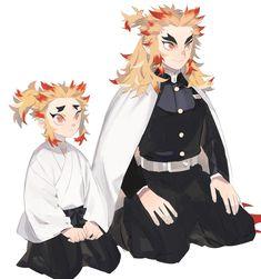 With little brother Manga Anime, Manga Boy, Anime Demon, Demon Slayer, Slayer Anime, Dragon Tales, Otaku, Anime Lindo, Haikyuu Yaoi