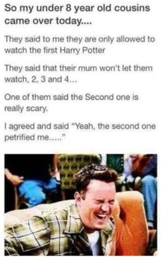 Funny harry potter jokes nerd puns 26 Ideas for 2019 Mundo Harry Potter, Harry Potter Puns, Harry Potter Universal, Harry Potter Funny Quotes, Harry Potter Book Series, Harry Potter Friends, Harry Potter Marauders, Harry Potter Characters, Doug Funnie