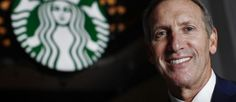 Starbucks race pimp CEO Howard Schultz