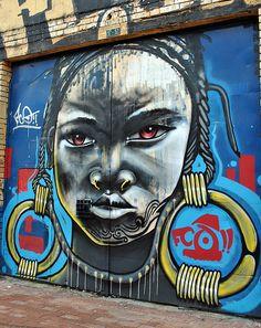 street art, WAMLA