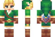 Best Minecraft Skins Images On Pinterest Minecraft Skins - Skins para minecraft zelda