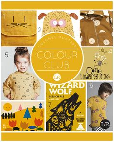 Fashion Clothes For Toddlers Girl Product Winter Kids, Summer Kids, Textiles, Kids Background, Color Club, Kids Logo, Kids Prints, Mellow Yellow, Kids Wear