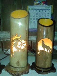 Luminárias de Bamboo. https://www.facebook.com/pages/Art-em-Bambu/488855574552532