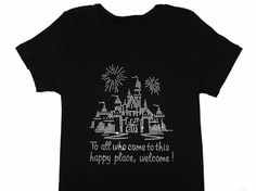Limited Edition Disneyland Inspired 60th Anniversary Diamond Celebration Rhinestone Shirts- 15 Different Shirt Styles- size newborn to adult