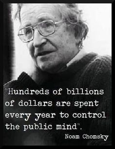 The public mind, Noam Chomsky Great Quotes, Me Quotes, Inspirational Quotes, The Words, Einstein, Noam Chomsky, Political Quotes, Sociology Quotes, Quotations