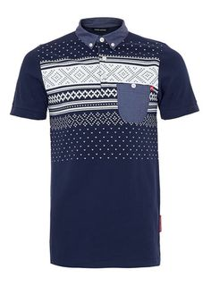Criminal Damage BRICK POLO SHIRT*