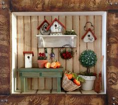 1 million+ Stunning Free Images to Use Anywhere Vitrine Miniature, Miniature Rooms, Miniature Crafts, Miniature Fairy Gardens, Miniature Houses, Miniature Furniture, Miniature Kitchen, Barbie Diorama, Fun Crafts