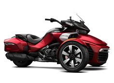 2016 Can-Am Spyder F3 #CanAm #Spyder #Motorcycle