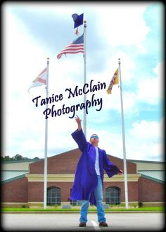 a graduate photo i've taken... Maybe borrow a cap and gown?