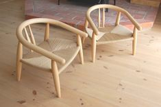 Kids Chair by SOETA CRAFT, handcrafted in Japan