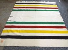 Hudson Bay 4 Point Blanket - I used to cuddle up under this at our beach cabin when it was cold and blustery (loved it in spite of it being scratchy. Hudson Bay Blanket, Us Beaches, Crafty Craft, Sweet Memories, Ontario, Outdoor Blanket, Things To Come, Stripes, Blankets