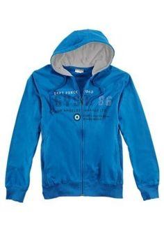 Herren Sweatjacke Kapuze blau Gr.L von R.B., http://www.amazon.de/dp/B00B4UVUYA/ref=cm_sw_r_pi_dp_4ePerb0ZYFZGG