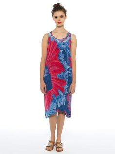 Nancybird - Olive Dress - Silk - Anemone $210