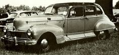 1946 Hudson Commodore Eight Sedan
