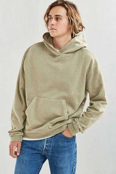 UO Malone Hoodie Sweatshirt - Urban Outfitters