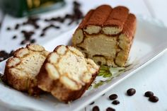 Okrugli Tiramisu - krem od maskrapone sira i kafe - Bonappetit NS No Bake Desserts, Coco, Tiramisu, Banana Bread, French Toast, Muffin, Food And Drink, Sweets, Cheesecake