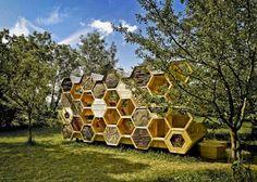 Bee Hotel  - hôtel à insectes