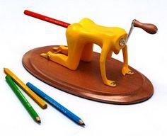pencil sharpener. loool
