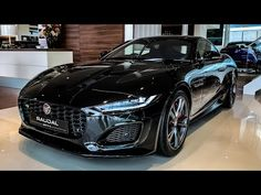 (3) 2021 Jaguar F-Type Coupe R P575 Facelift   4K Walkthrough - YouTube My Dream Car, Dream Cars, New Jaguar F Type, New Luxury Cars, Exotic Sports Cars, Car Goals, Expensive Cars, Car Wallpapers, Luxury Living