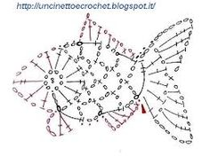 crochet apliques patrones - Buscar con Google