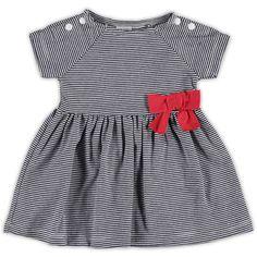 Petit Bateau robe mc cote 1 1