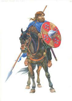Frankish cavalry