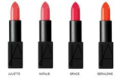 NARS Audacious Lipstick Collection for Fall 2014 8