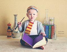 Harry Potter. Fairytale session.  CristinAllen Photography