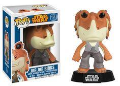 Pop! Star Wars: Jar Jar Binks | Funko