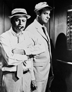 Jack Lemmon & Walter Matthau
