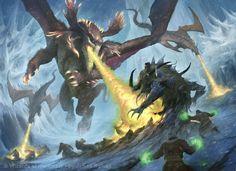 MtG: Fate Reforged - Frontier Siege by namesjames.deviantart.com on @DeviantArt