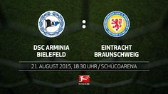 Vorschau DSC Arminia Bielefeld - Eintracht Braunschweig