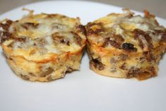 Band Friendly Recipes: Muffin Tin Meal-Chile Relleno Pie