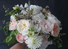 Andrea Hafley wedding chosen for two page spread in Columbus Bride Magazine!