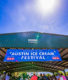 The Austin Ice Cream Festival Is The Best Summer Festival In Texas