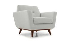 Hughes Leather Apartment Chair